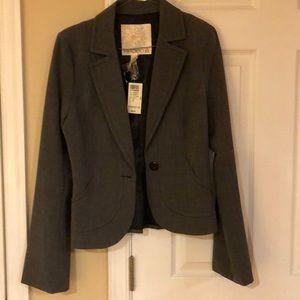 Women's Gray Suit jacket